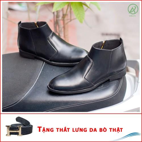 Giày chelsea boot nam cổ khóa da nhám màu đen cực chất là sự kết hợp hoàn hảo giữa thiết kế hiện đại tân tiến đường chỉ may chắc chắn bên đẹp,giày chelsea không chỉ êm ái nâng niu đôi chân mà còn có k - 19178692 , 19570131 , 15_19570131 , 290000 , Giay-chelsea-boot-nam-co-khoa-da-nham-mau-den-cuc-chat-la-su-ket-hop-hoan-hao-giua-thiet-ke-hien-dai-tan-tien-duong-chi-may-chac-chan-ben-depgiay-chelsea-khong-chi-em-ai-nang-niu-doi-chan-ma-con-co-kha-nan