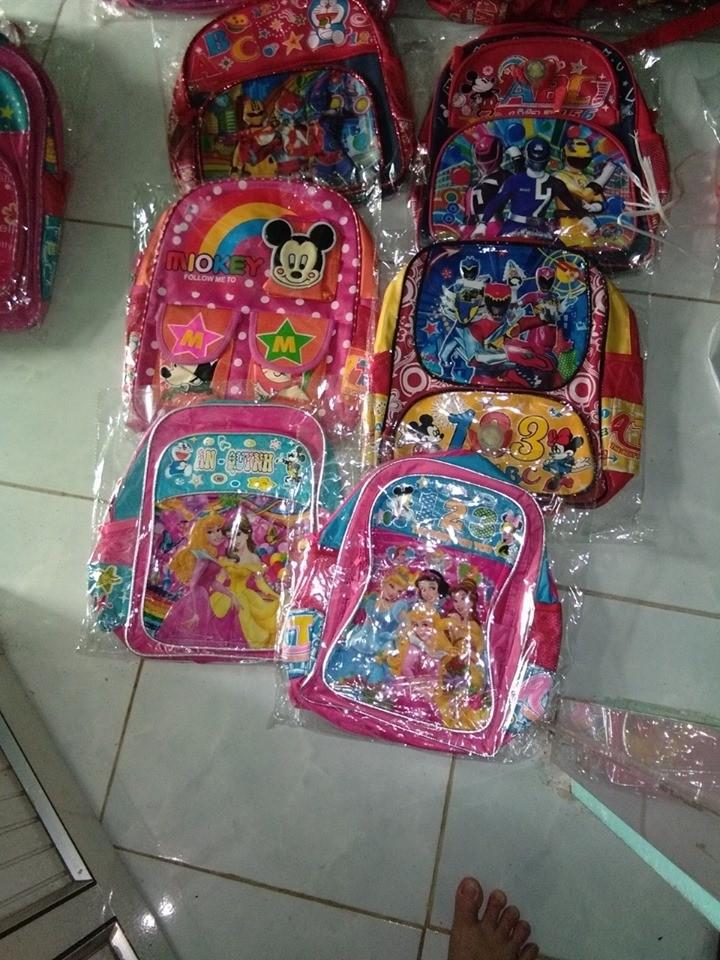 Balo cho học sinh tiểu học 1
