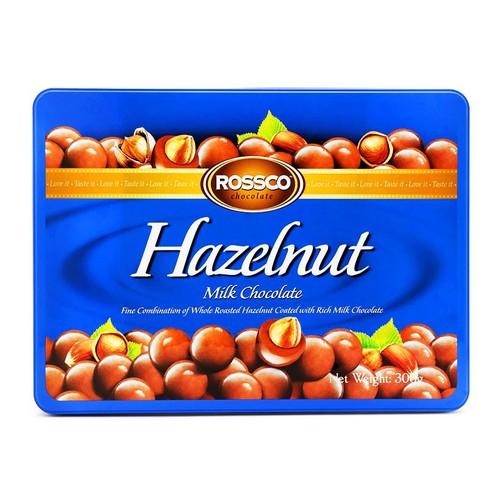 Kẹo socola sữa hazelnut rossco 180g - 11974599 , 19560590 , 15_19560590 , 143000 , Keo-socola-sua-hazelnut-rossco-180g-15_19560590 , sendo.vn , Kẹo socola sữa hazelnut rossco 180g