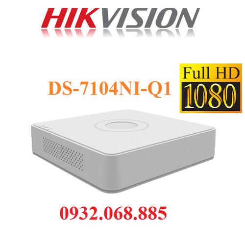 ĐẦU GHI HÌNH FULL HD DS-7104NI-Q1