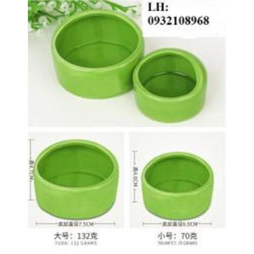 Bát sứ cho hamster size to - 17162568 , 18961328 , 15_18961328 , 65000 , Bat-su-cho-hamster-size-to-15_18961328 , sendo.vn , Bát sứ cho hamster size to