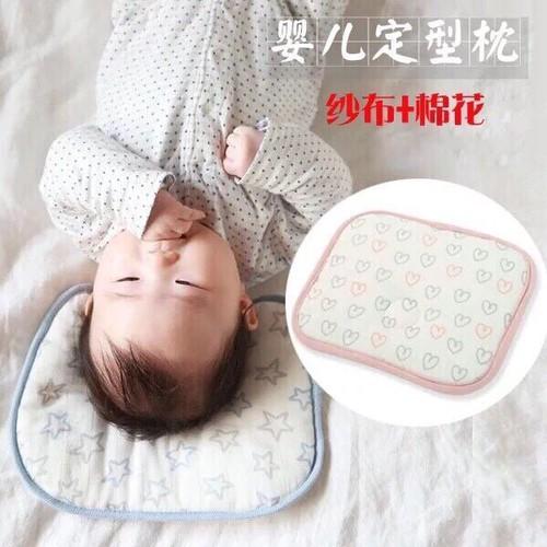 Gối xô xuất nhật nitori cho trẻ sơ sinh