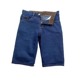 Quần shorts jeans xanh nhạt qq391 Muidoi