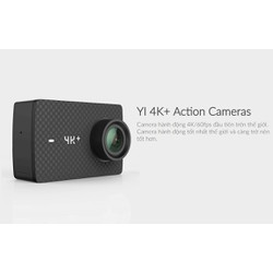 CAMERA YI 4K PLUS ACTION - CAMERA YI 4K PLUS ACTION