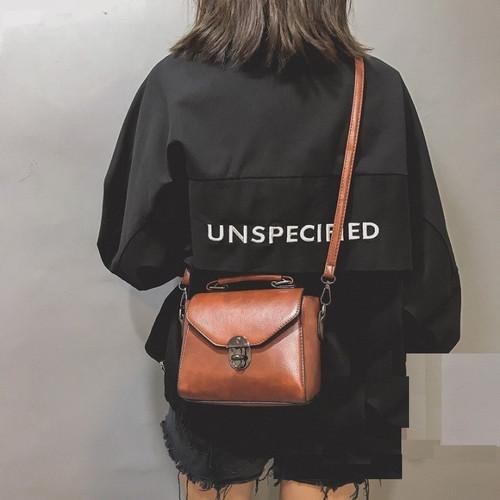 Túi đeo chéo nữ phong cách châu âu