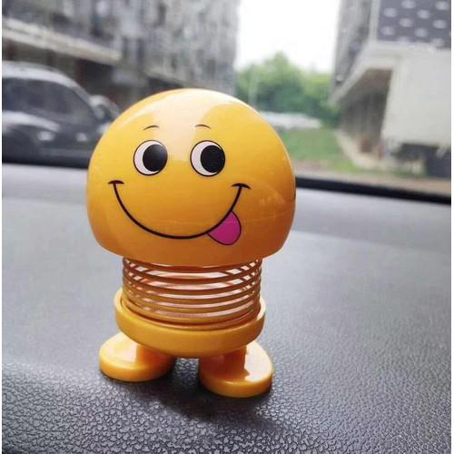 Lò xo mặt cười emoji