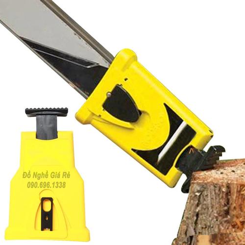 Dụng cụ chế máy mài lưỡi cưa xích cắt cây thông minh - gắn cho máy cưa cầm tay