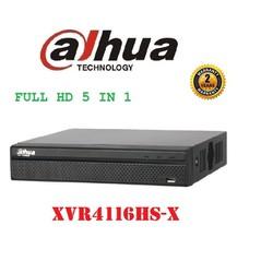 Đầu ghi hình HDCVI-TVI-AHD và IP 16 kênh DAHUA XVR4116HS-X