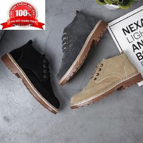 Giày boot nam phong cách - 17173673 , 18984033 , 15_18984033 , 1500000 , Giay-boot-nam-phong-cach-15_18984033 , sendo.vn , Giày boot nam phong cách
