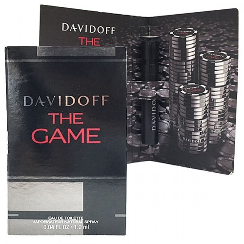 Nước Hoa Vial Nam DVIDOFF The Game EDT 1.2ml
