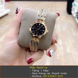 [SIÊU SALE] Đồng hồ nữ Halei lắc xinh Ha41 - 7581 thumbnail