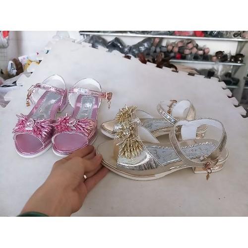 dép sandal trẻ em cao 2 phân