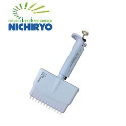 Dụng cụ thí nghiệm Micropipette NICHIRYO 12 kênh Nichirpet EXII Multi 20-200ul
