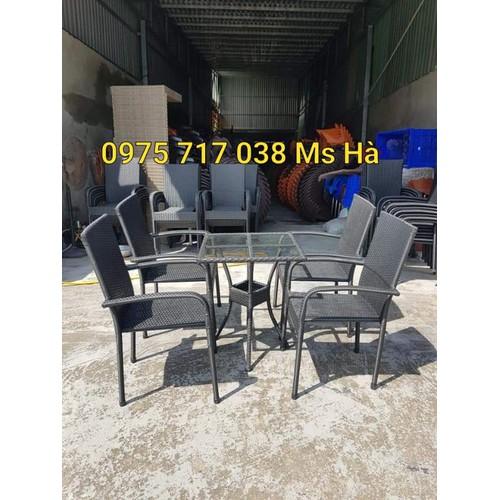Bàn ghế cf mây nhựa giá rẻ nhất - 11148962 , 18993522 , 15_18993522 , 1550000 , Ban-ghe-cf-may-nhua-gia-re-nhat-15_18993522 , sendo.vn , Bàn ghế cf mây nhựa giá rẻ nhất