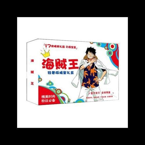 Hộp quà one piece đảo hải tặc a5 có poster postcard bookmark banner huy hiệu thiếp ảnh dán album ảnh anime giftbox - 17173680 , 18984043 , 15_18984043 , 100000 , Hop-qua-one-piece-dao-hai-tac-a5-co-poster-postcard-bookmark-banner-huy-hieu-thiep-anh-dan-album-anh-anime-giftbox-15_18984043 , sendo.vn , Hộp quà one piece đảo hải tặc a5 có poster postcard bookmark bann