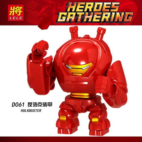Mô hình ironman Hulkbuster LELE D061