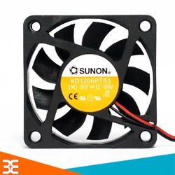 Quạt Tản Nhiệt Sunon 6x6x1.5Cm 5V 0.9W