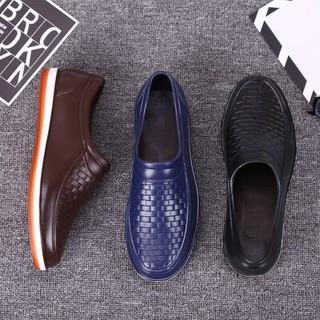 Giày Công Sở Đi Mưa Thời Trang Cao Cấp - Mưa3mau thumbnail