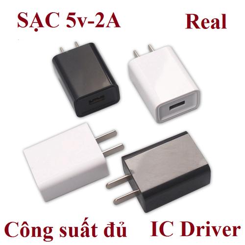 Nguồn 5v cổng USB 1 cổng 2.0A