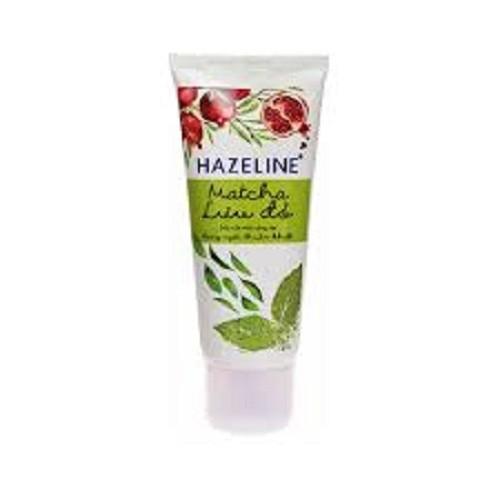 Sữa rửa mặt sáng da Hazeline Matcha lựu đỏ 100g - 11695548 , 18997996 , 15_18997996 , 50000 , Sua-rua-mat-sang-da-Hazeline-Matcha-luu-do-100g-15_18997996 , sendo.vn , Sữa rửa mặt sáng da Hazeline Matcha lựu đỏ 100g