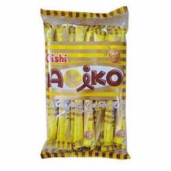 Bánh snack que Akiko nhân sầu riêng 160g  20 que x 8g