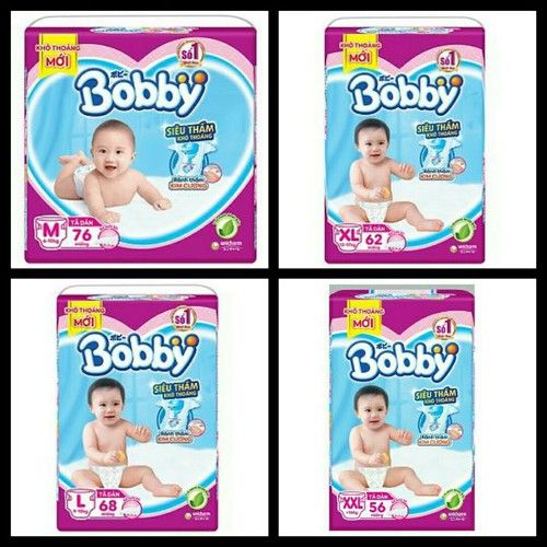 tã dán bobby m76 l68 xl62 xxl56