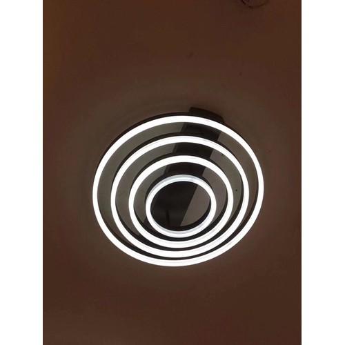 Đèn Led Ốp Trần Trang Trí - đèn trần trang trí - đèn ốp trần thạch cao - đèn có 3 chế độ sáng tiết kiệm năng lượng