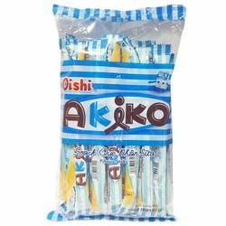 Bánh que nhân sữa Akiko gói 160g 20 gói x 8g