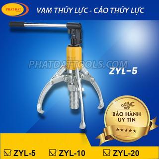 Vam tháo vòng bi-buly thủy lực 5 tấn ZYL5 - ZYL5 thumbnail