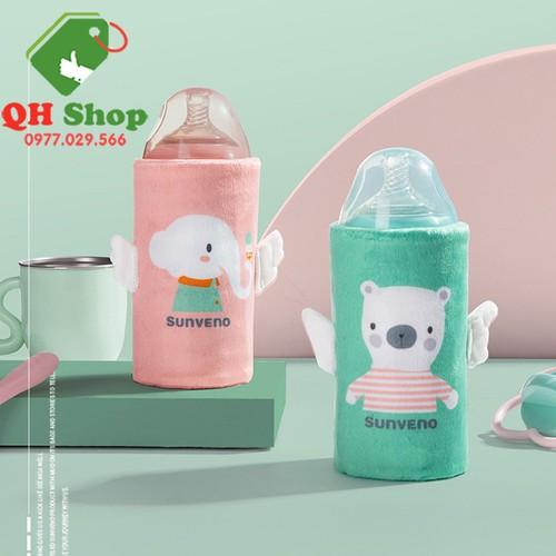Túi ủ giữ nhiệt sữa- hâm sữa cho bé