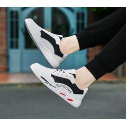 [ TOP BÁN CHẠY ] Giày THỂ THAO Nam G19 phong cách trẻ trung năng động dễ phối đồ đi dạo , đi chơi, đi làm 2019