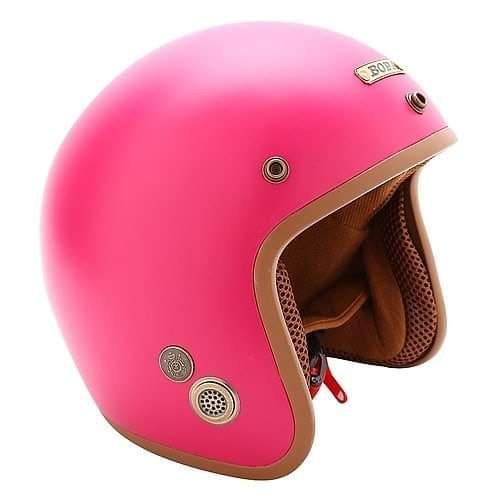 Nón bảo hiểm BOPA hồng