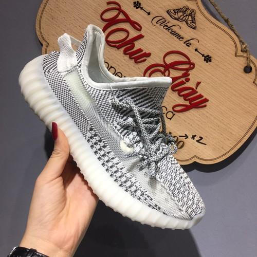 [Full Box & Tặng Dây - Vớ] Giày Thể Thao Sneaker Yeezy 350 V2 Static Vằn