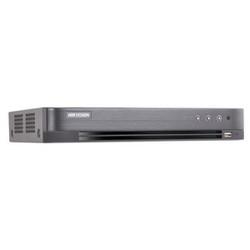 Đầu ghi hình Hybrid TVI-IP 4 kênh TURBO 4.0 HIKVISION DS-7204HUHI-K1-hỗ trợ Alarm