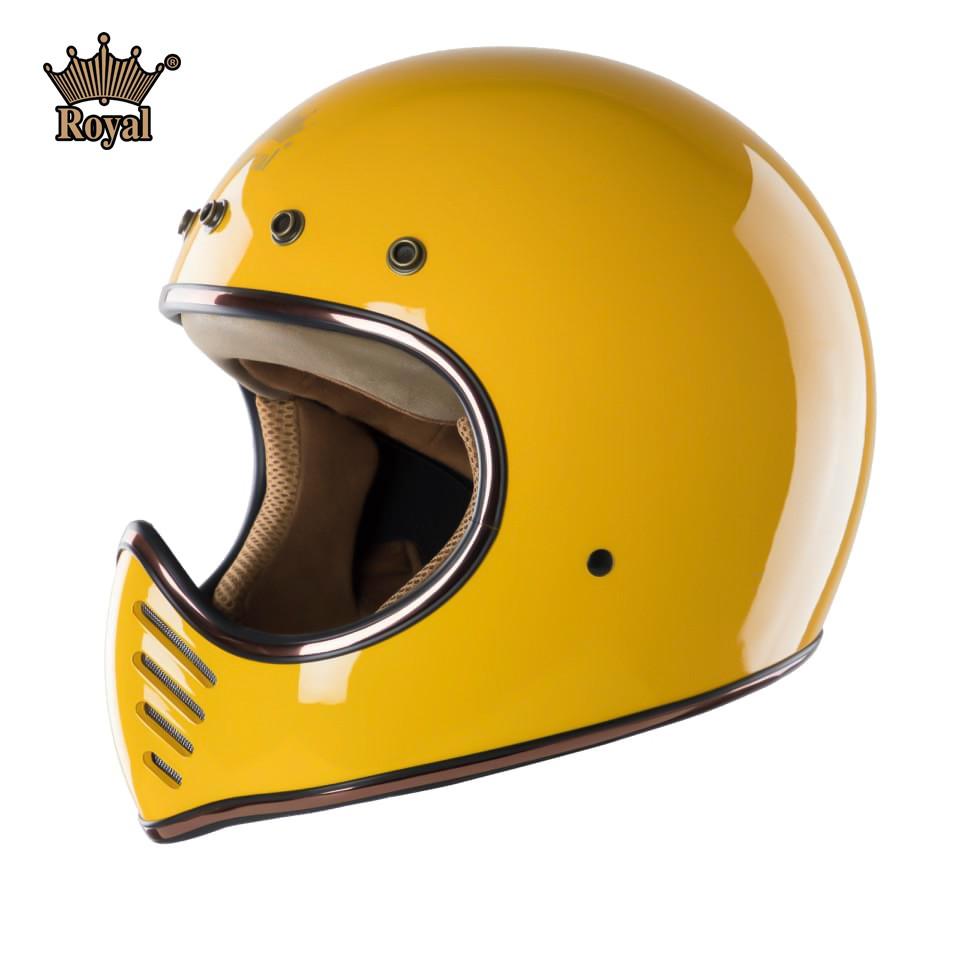 Nón bảo hiểm Royal H1 - H1