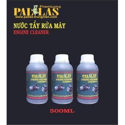 Dung Dịch Rửa Lốc Máy Siêu Mạnh, Tẩy Khoang Máy, Đầu Bò PALLAS 500ml