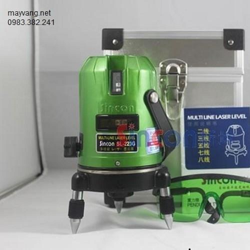 Máy cân bằng laser sincon SL-223G