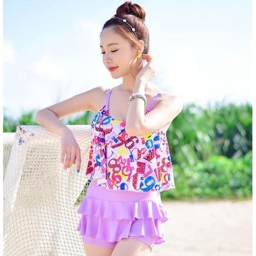 Set áo và váy quần bơi nữ họa tiết đáng yêu cho mẹ và bé lớn - 11707107 , 19016483 , 15_19016483 , 200000 , Set-ao-va-vay-quan-boi-nu-hoa-tiet-dang-yeu-cho-me-va-be-lon-15_19016483 , sendo.vn , Set áo và váy quần bơi nữ họa tiết đáng yêu cho mẹ và bé lớn