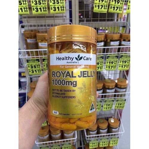 Sữa ong chúa 1000MG