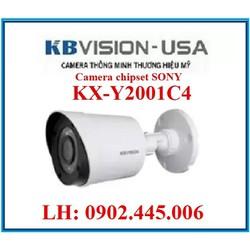 CAMERA KX-Y2001C4 2.0 MEGAPIXEL,Chip SONY SENSOR