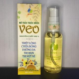 tinh chất mỡ trăn Veo triệt lông trị nứt nẻ dưỡng da - 028100 thumbnail