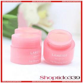Mặt Nạ Ngủ Mềm Môi Laneige Special Care Lip Sleeping Mask - mặt nạ môi