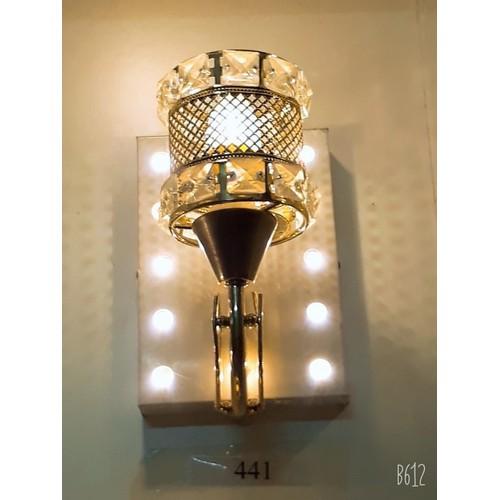 Đèn gắn tường trang trí hành lang, cầu thang, phòng ngủ - Kèm bóng led