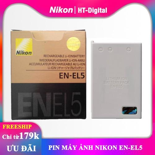 Pin máy ảnh Nikon EN-EL5