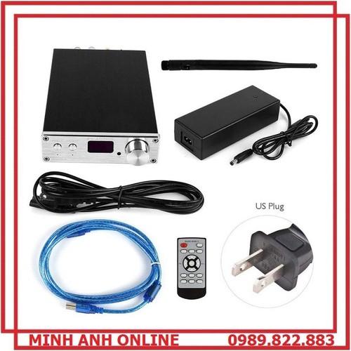 Bộ DAC giải mã khuếch đại âm thanh Amply FX AUDIO D802C Bluetooth Class D