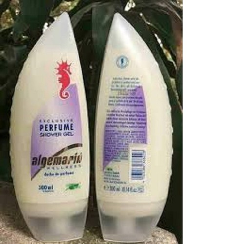 Sữa tắm cá ngựa Algemarin Perfume Shower Gel 300ml - 11711649 , 19023476 , 15_19023476 , 130000 , Sua-tam-ca-ngua-Algemarin-Perfume-Shower-Gel-300ml-15_19023476 , sendo.vn , Sữa tắm cá ngựa Algemarin Perfume Shower Gel 300ml