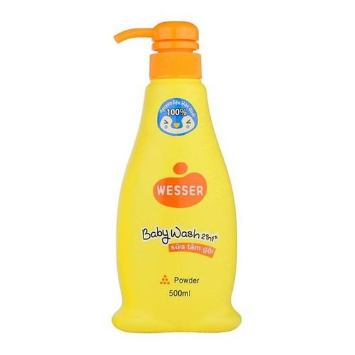 Sữa tắm gội Wesser  500ml TẶNG 1 quyển tô màu chủ đề Doremon - 11707499 , 19016983 , 15_19016983 , 75900 , Sua-tam-goi-Wesser-500ml-TANG-1-quyen-to-mau-chu-de-Doremon-15_19016983 , sendo.vn , Sữa tắm gội Wesser  500ml TẶNG 1 quyển tô màu chủ đề Doremon