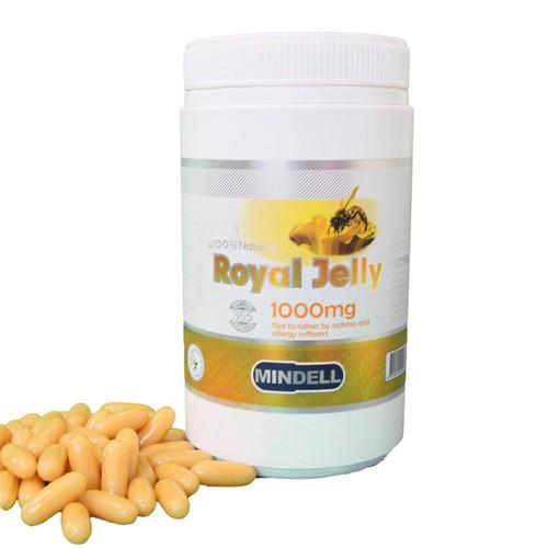 Viên Uống Sữa Ong Chúa MINDELL Royal Jelly 1000mg 365s - Hàng Nhập Khẩu - 11708329 , 19018031 , 15_19018031 , 999000 , Vien-Uong-Sua-Ong-Chua-MINDELL-Royal-Jelly-1000mg-365s-Hang-Nhap-Khau-15_19018031 , sendo.vn , Viên Uống Sữa Ong Chúa MINDELL Royal Jelly 1000mg 365s - Hàng Nhập Khẩu