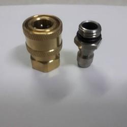 bộ khớp nối cho dây nhanh 14mm cho máy rửa xe SEIKYO và boss