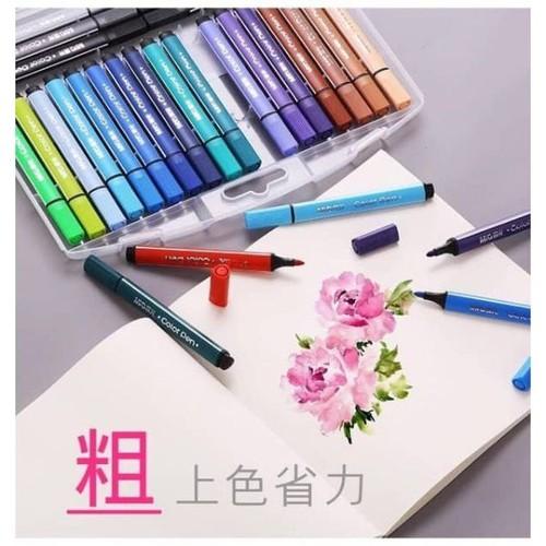Bút Dạ MOKEELO 18 màu